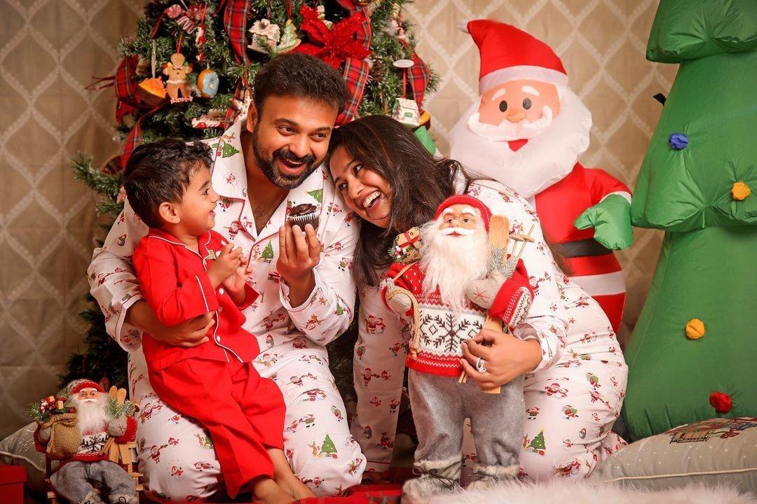 kunchacko boban Christmas