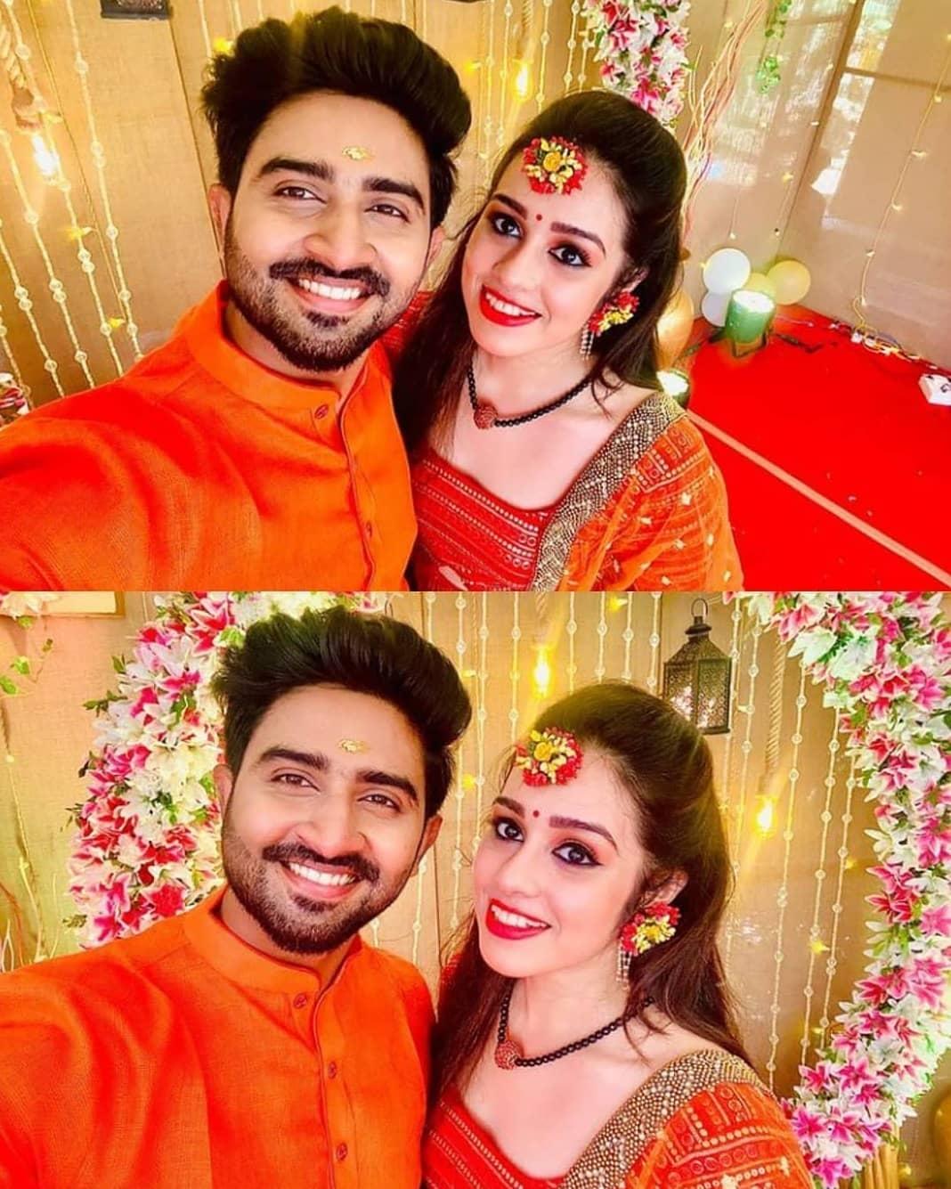See Pics Popular Serial Actor Gets Married News Indiaglitz Com 1.1 govind padmasoorya family, wife, parents. see pics popular serial actor gets