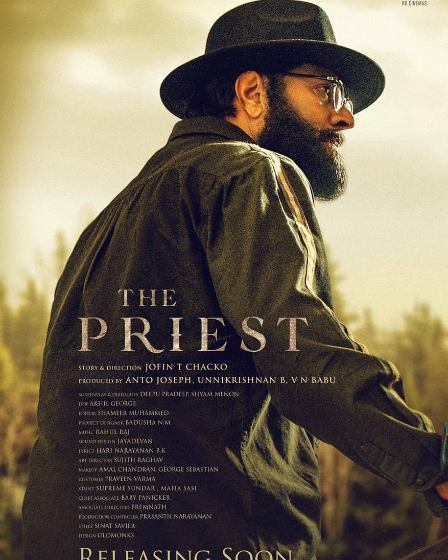 dulquer salmaan mammootty the priest