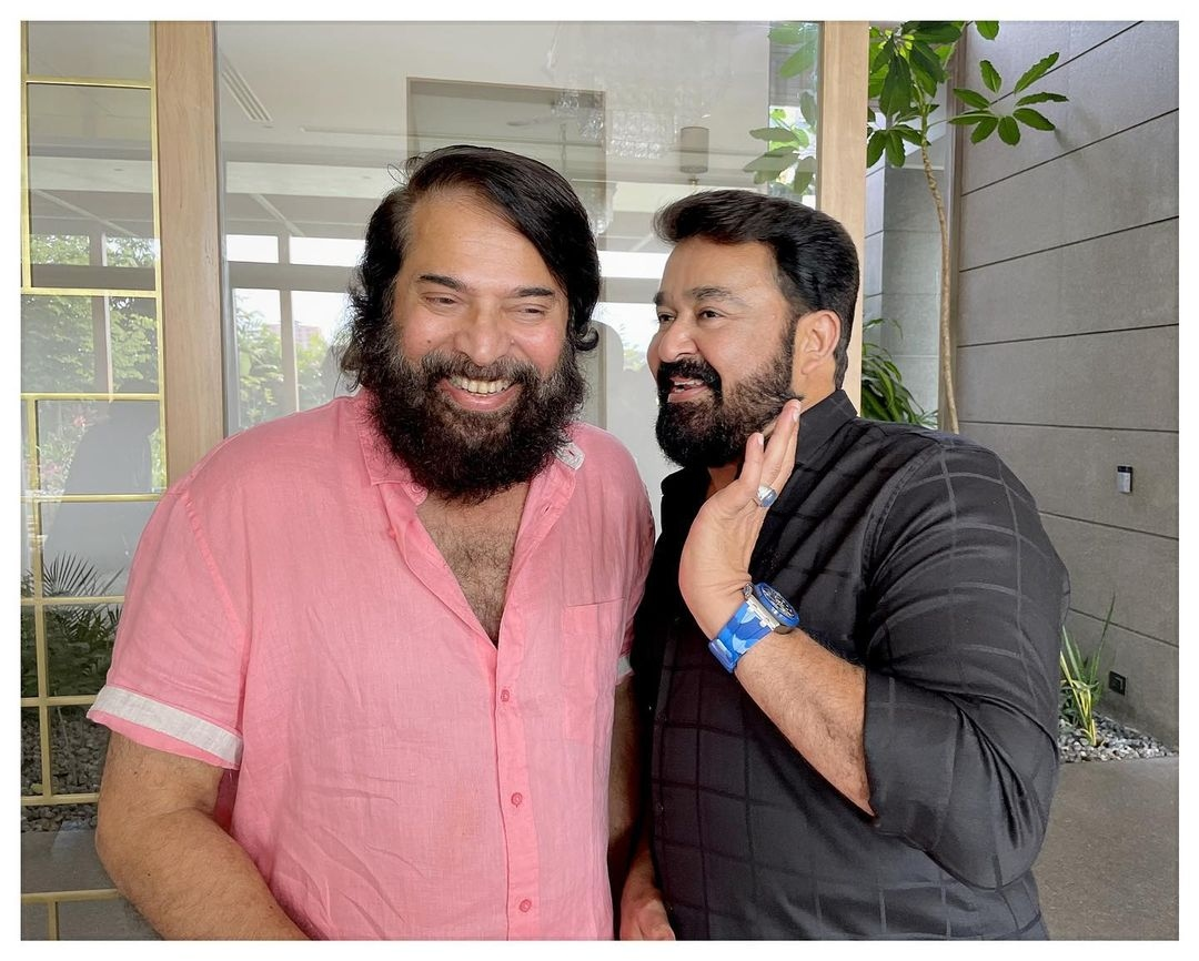 mohanlal and mammootty new picture