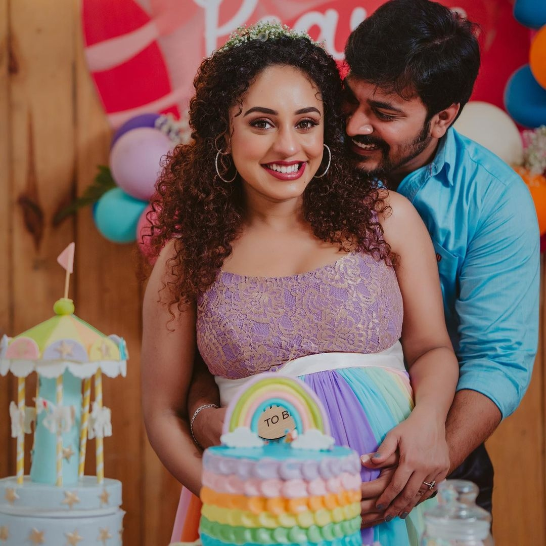 pearle maaney new pics baby bump