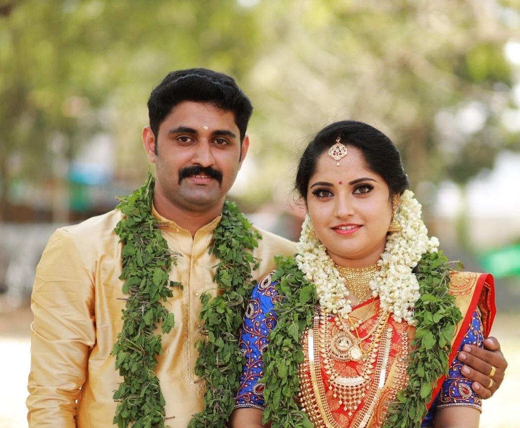 karthikadeepam actress amritha wedding