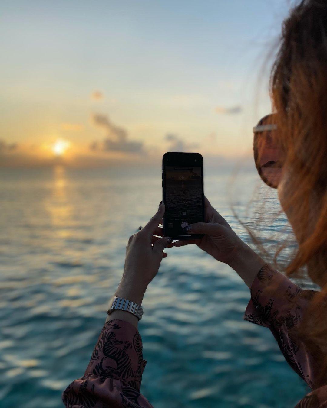 prithviraj maldives tour