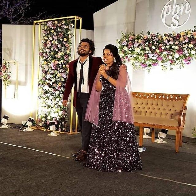prabhin wedding pics