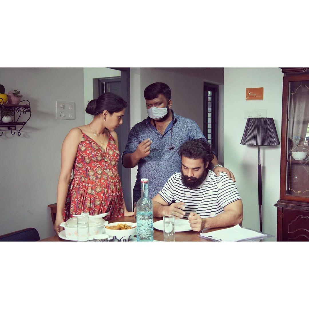 aishwarya lekshmi pregnant