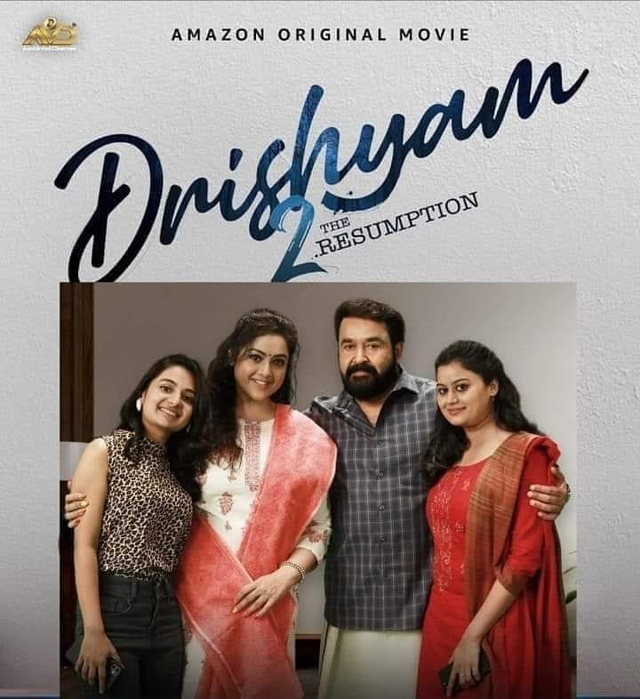 drishyam2 resumption