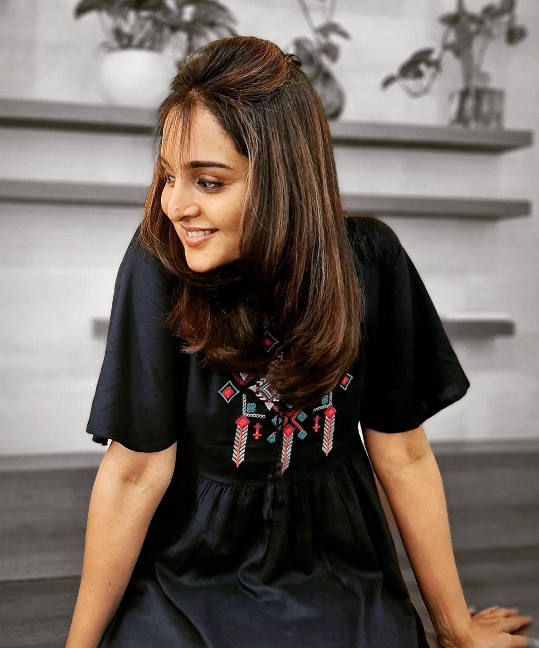 Manju new look