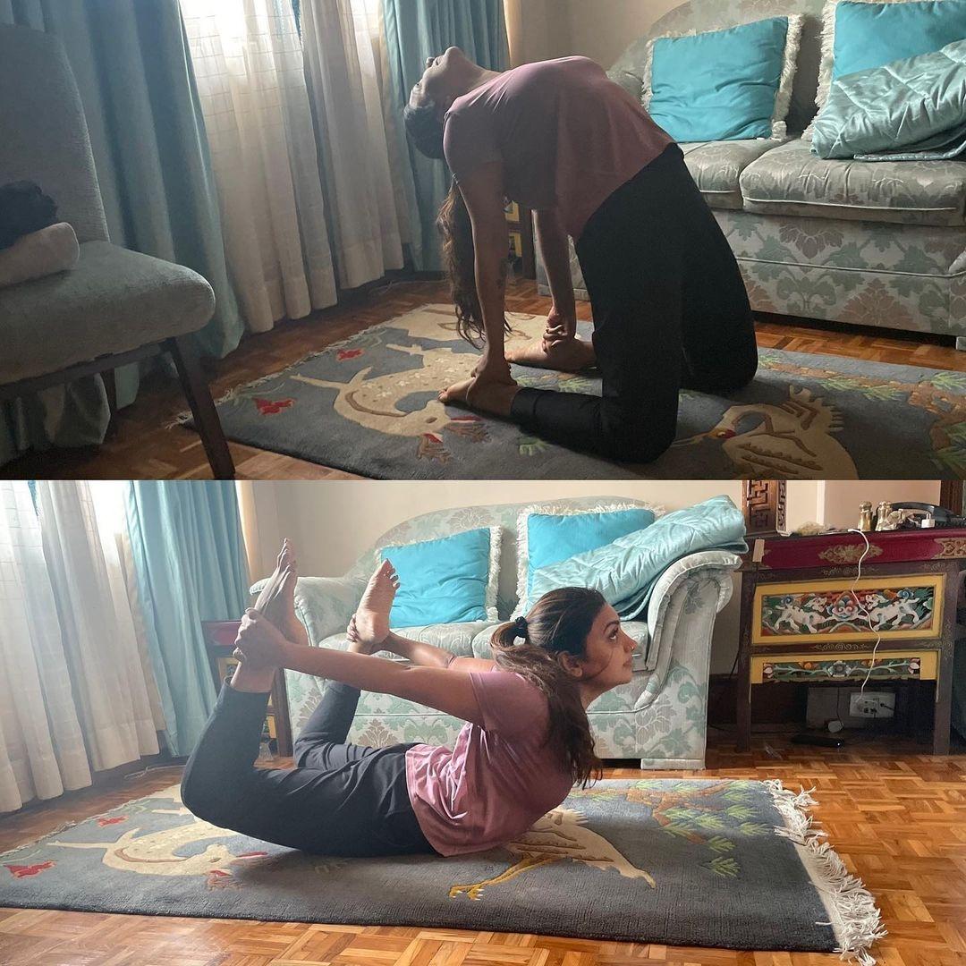 rimi tomy yoga