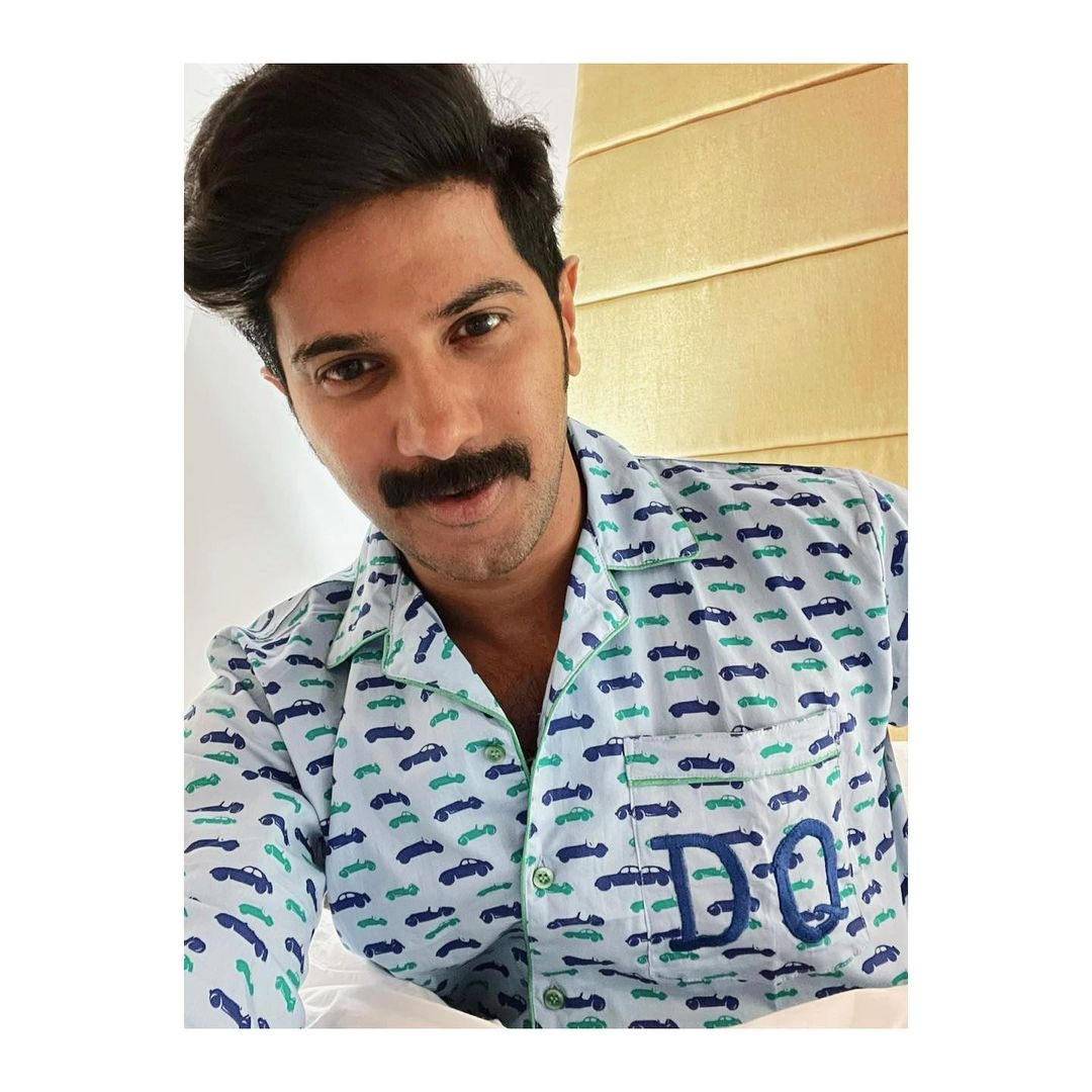 dulquer salmaan thee song