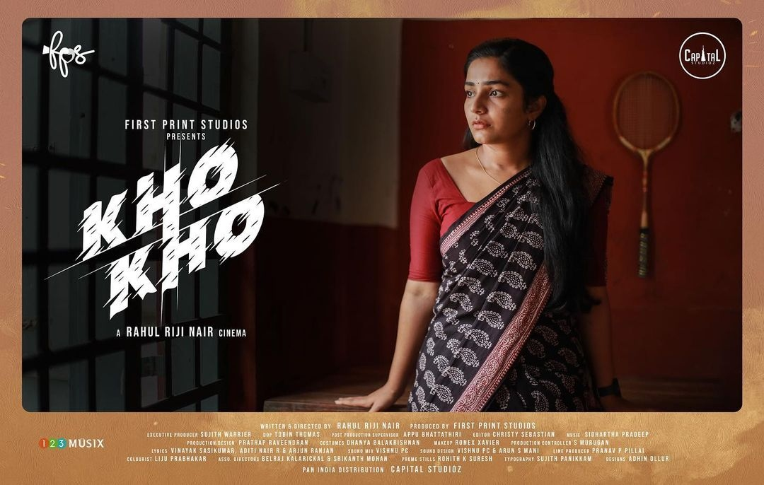 rajisha vijayan movie kho kho