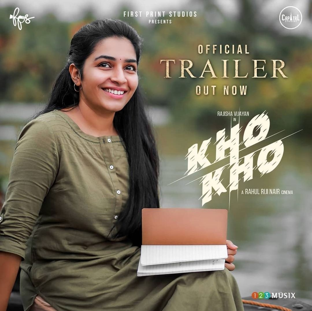 rajisha vijayan kho kho movie release date