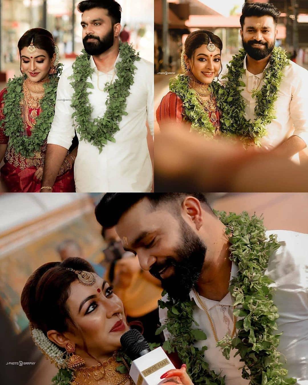 durga krishna wedding
