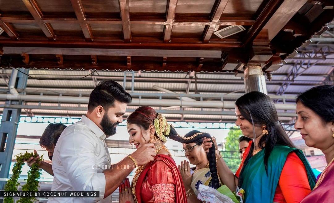 durga wedding pics