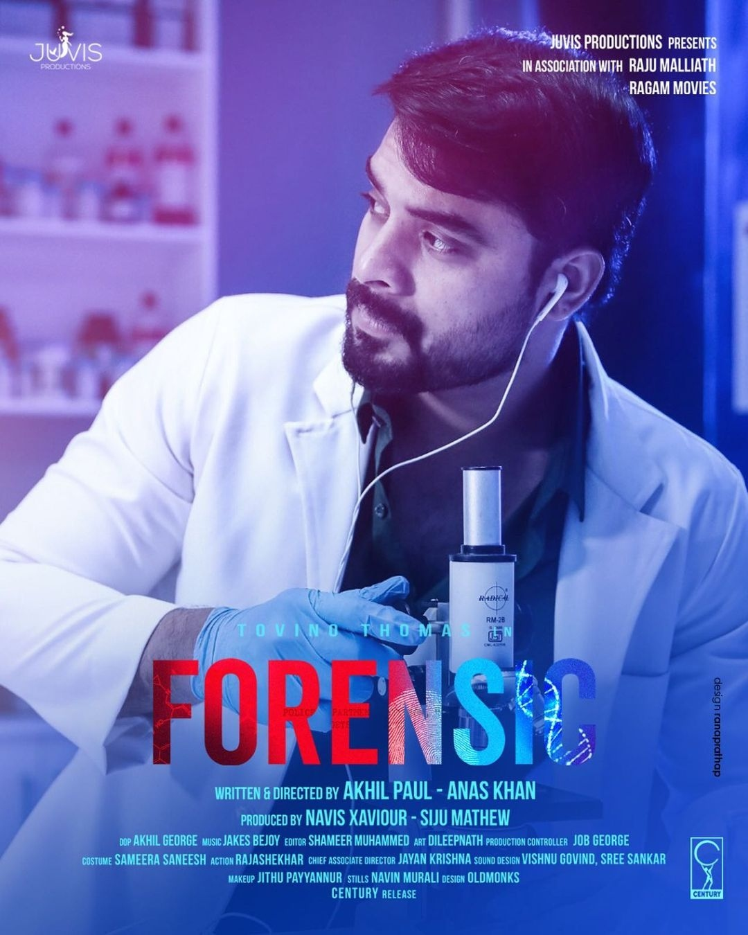 forensic movie