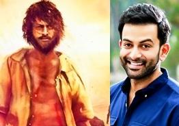 Prithviraj's striking new transformation for 'Aadujeevitham' surprises fans!