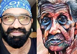 Popular actor sells his paintings & donates for COVID-19 cause