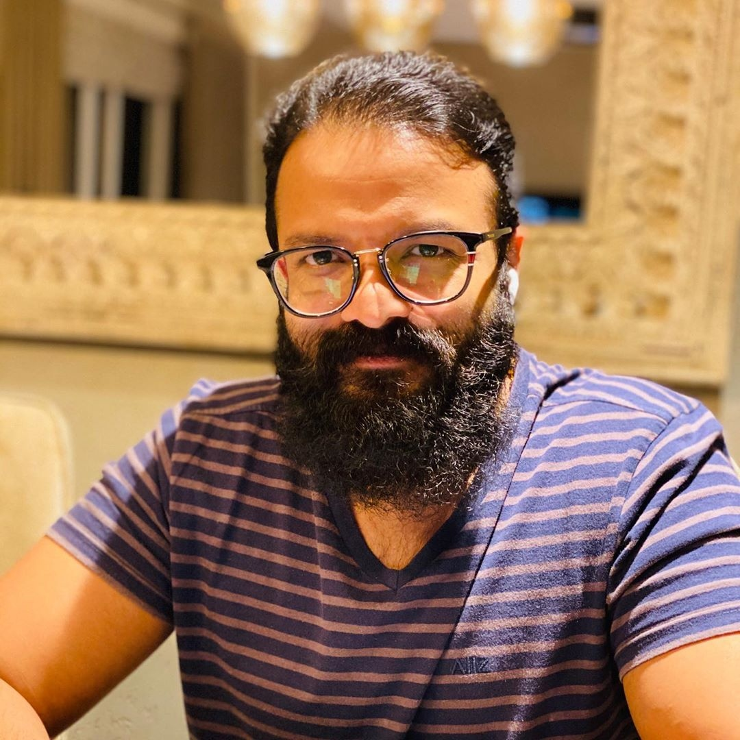 Jayasurya actor beard