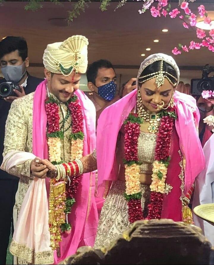Udit narayan son wedding