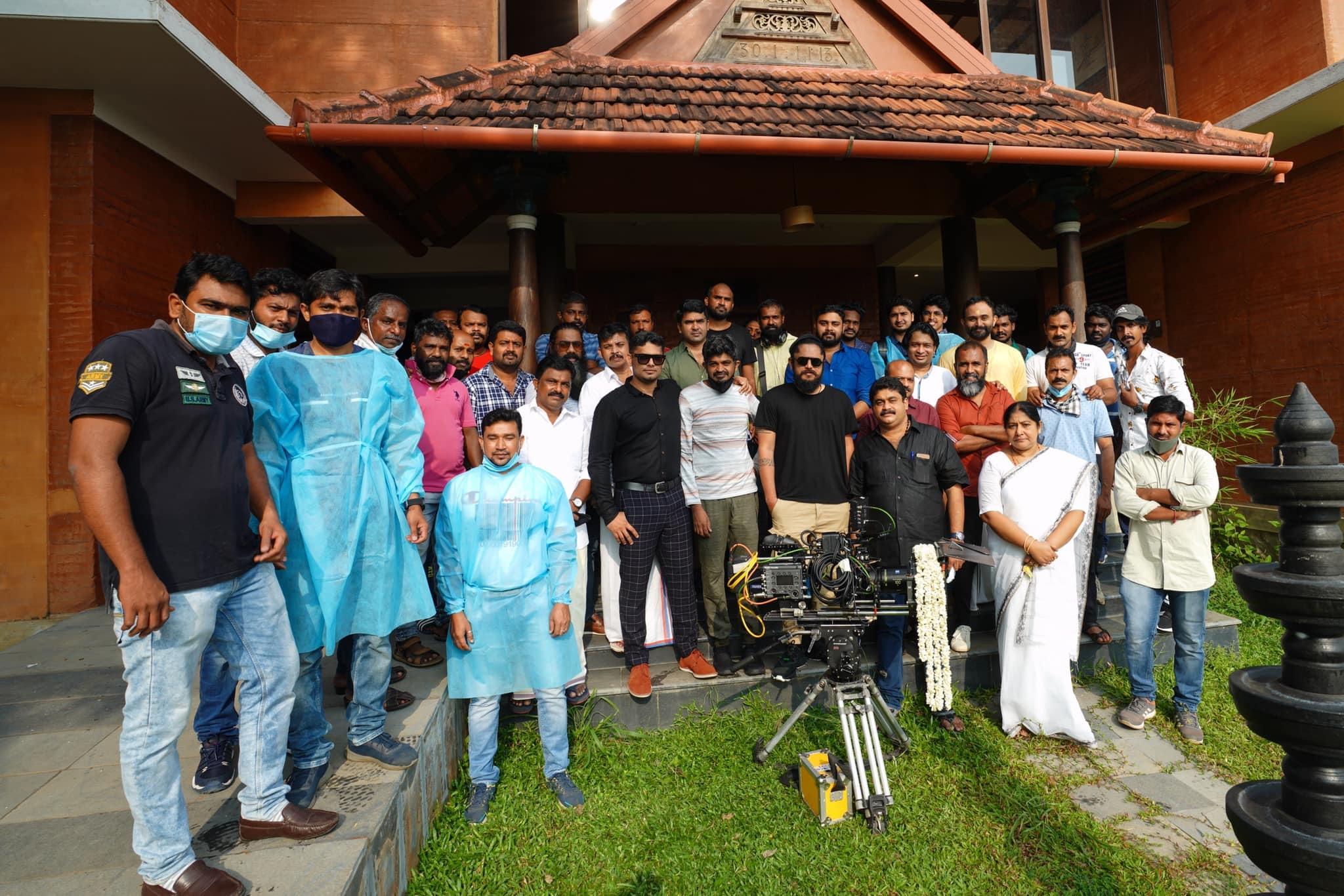 Aditi Balan movie Prithviraj