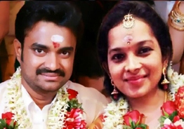 Director AL Vijay blessed with a baby boy