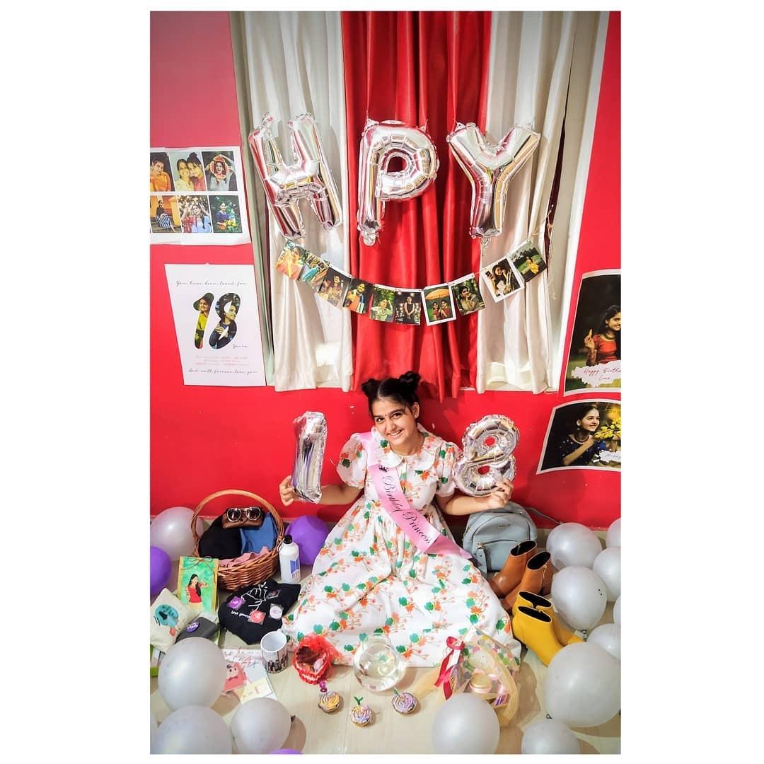 anashwara rajan birthday