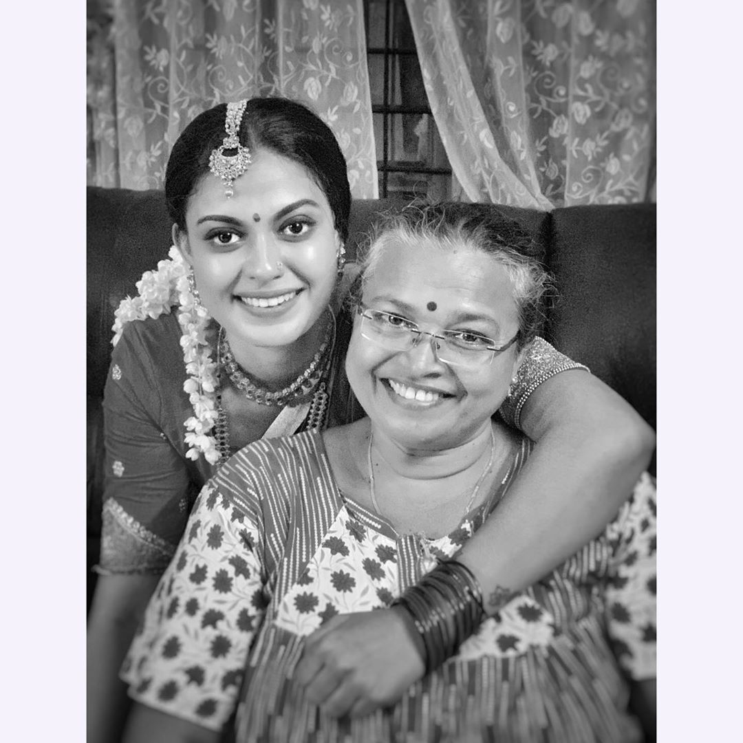 anusree mothers day