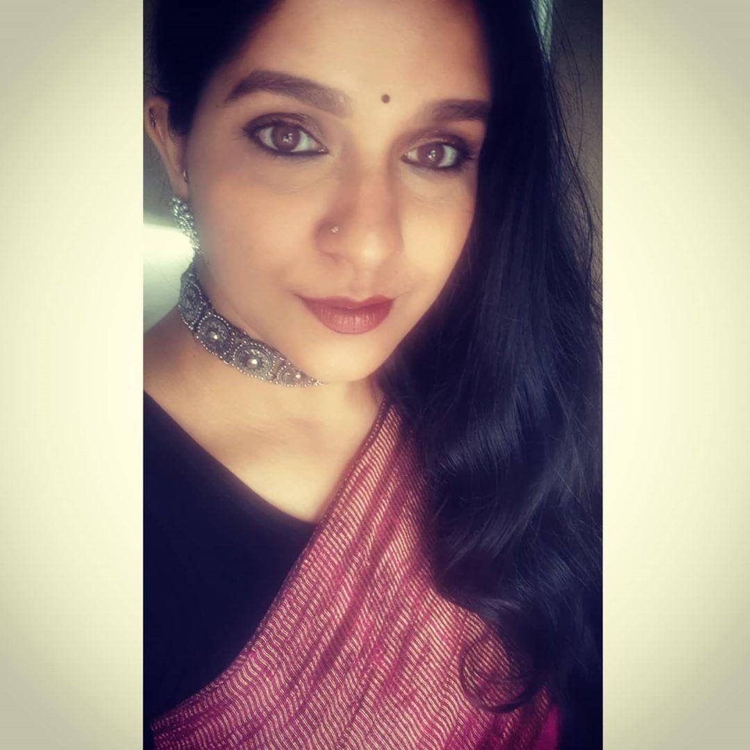 Actress Aparna Nair