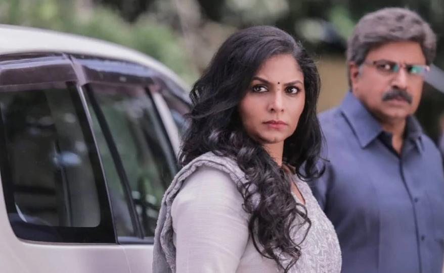asha swarth scolded drishyam