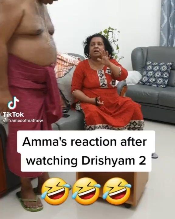 asha sharath drishyam