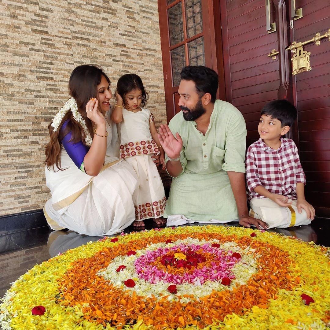 Asif family photos