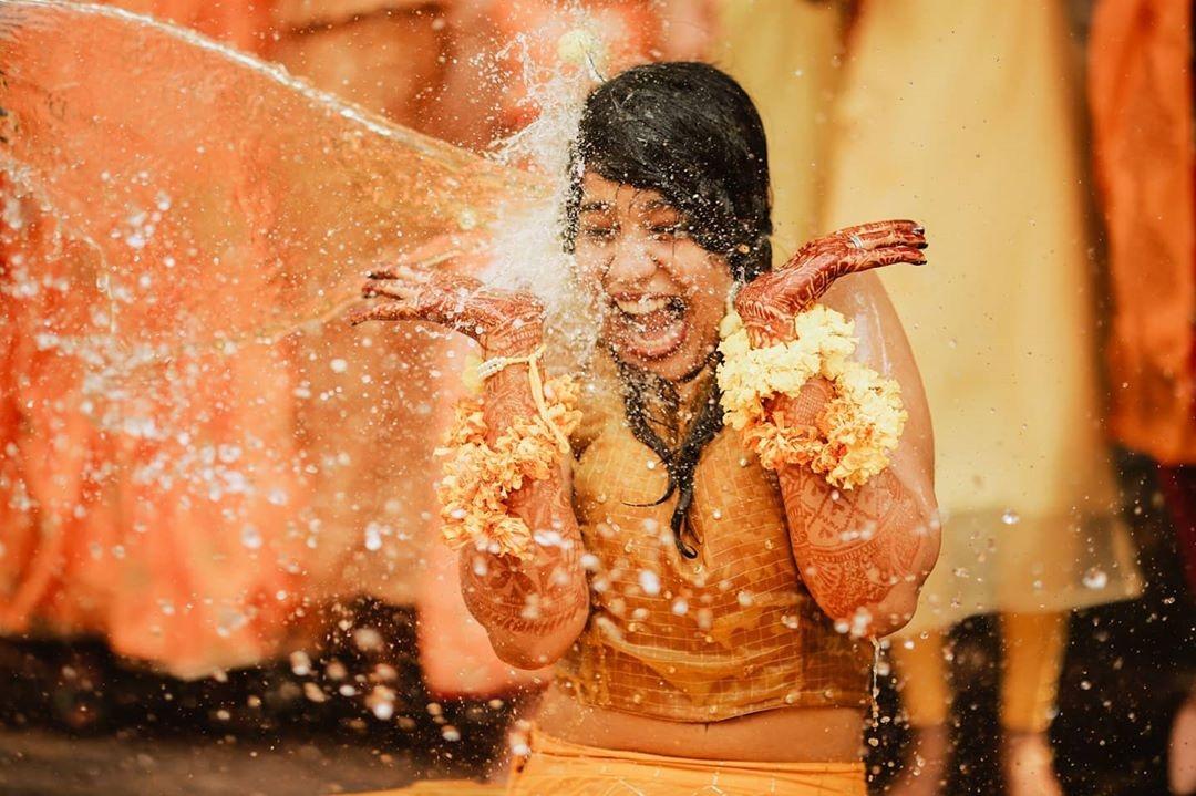 Athira Madhav wedding new pics