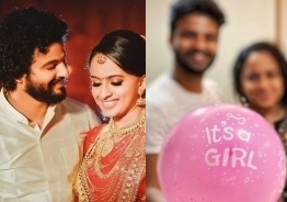 It's a baby girl for actor Neeraj Madhav and wife Deepti