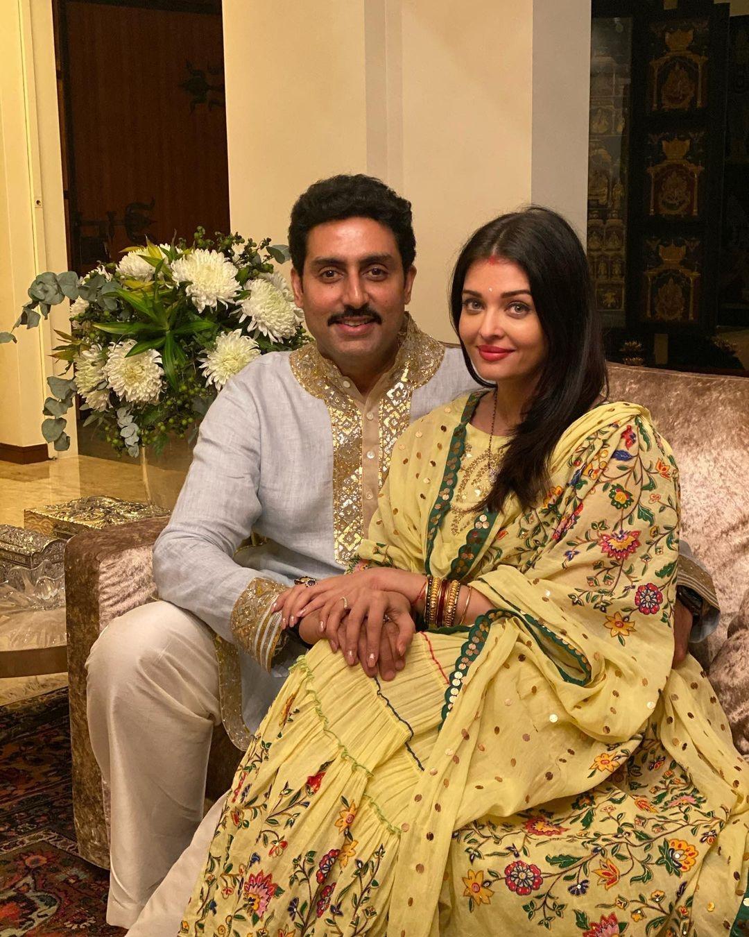 Abhishek Bachchan romance