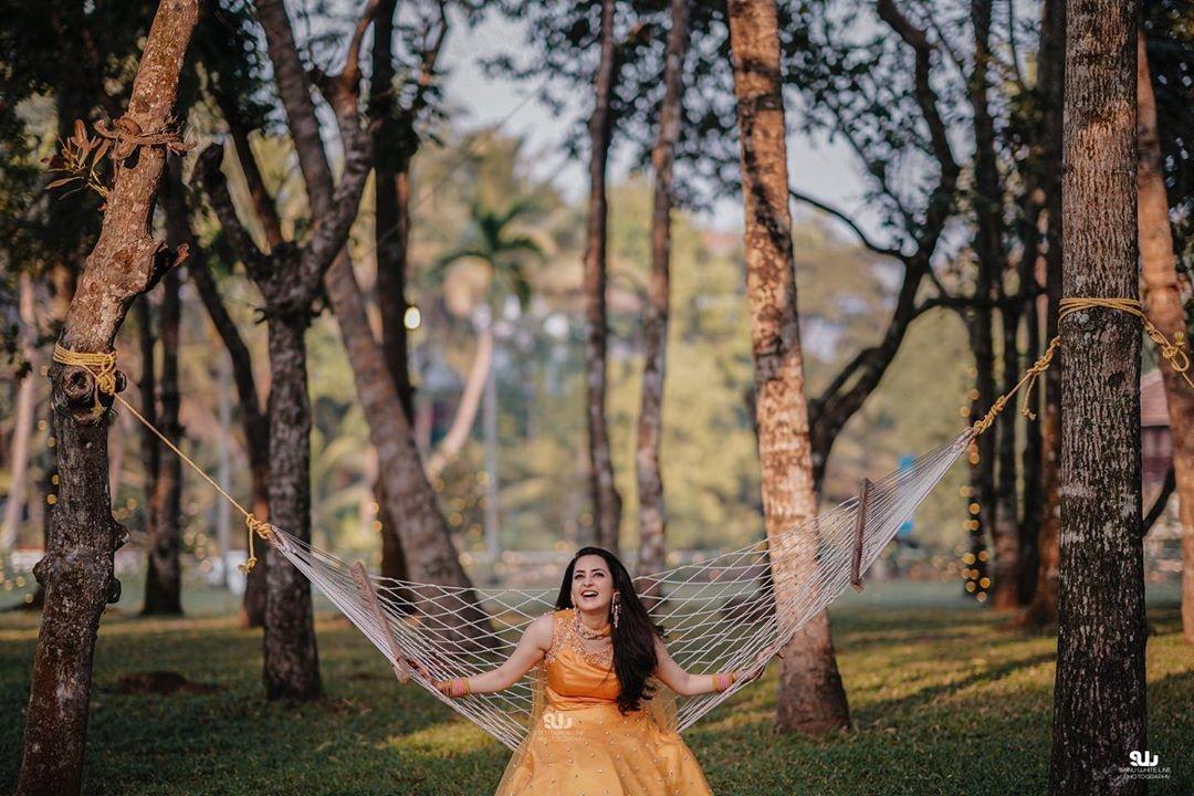 bhama wedding