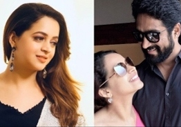 Wishes pour in for actress Bhavana