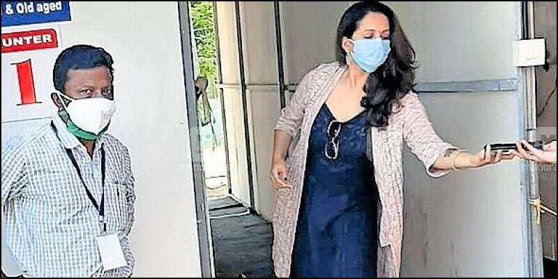 bhavana quarantine