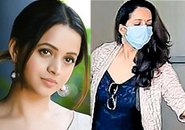 Actress Bhavana in home quarantine