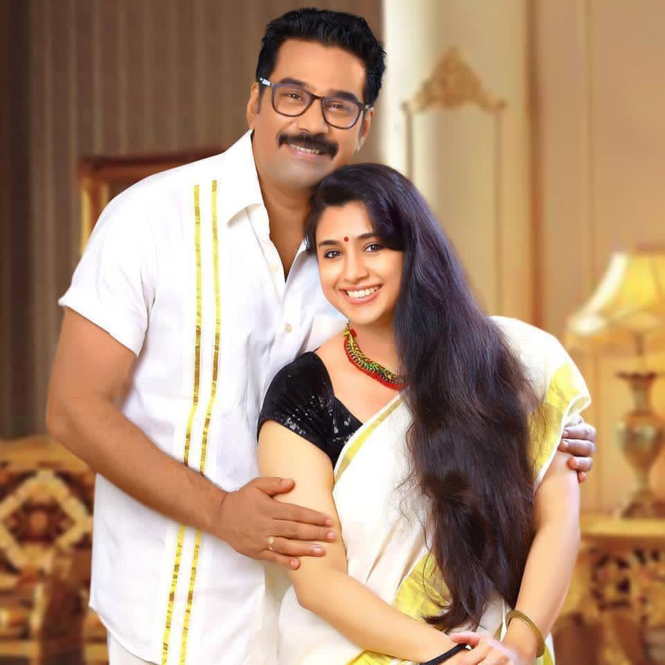Samyukta Varma wedding anniversary