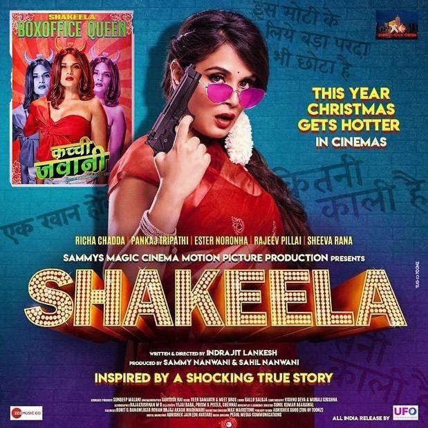 shakeela movie new