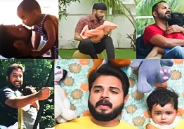 Watch: Kathakal Chollidam featuring Mollywood's coolest daddies and their children