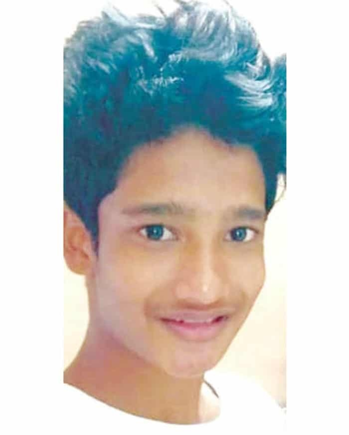 dead son harikrishnan puneeth fan