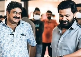 Dilieep's next 'Voice of Sathyanathan' starts rolling!