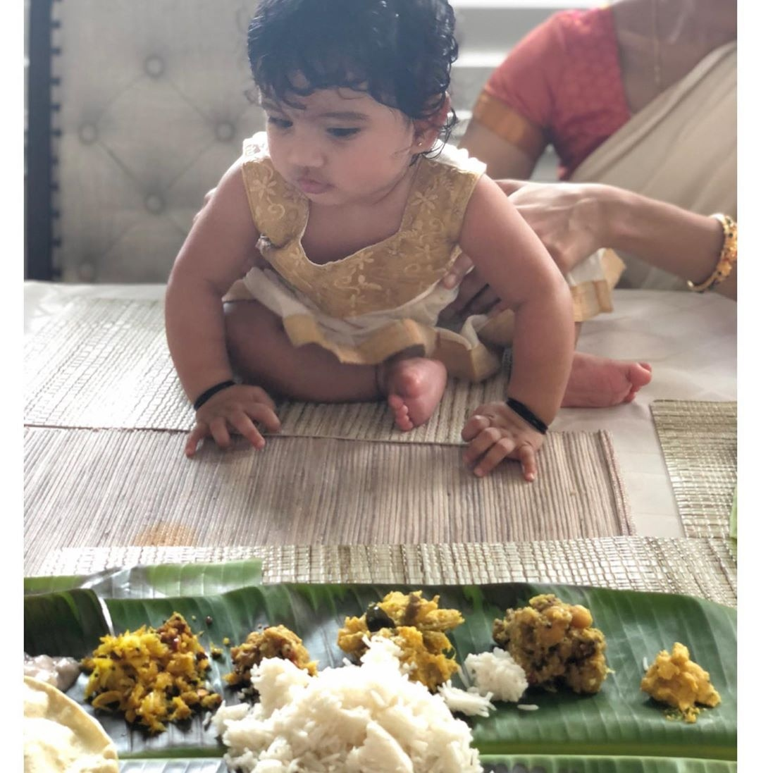Divya Unni onam photo