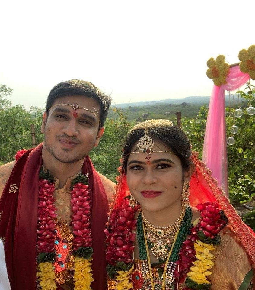 nikhil actor wedding
