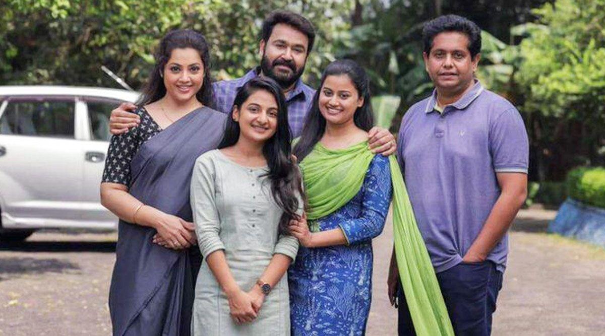 drishyam 2 family Malayalam