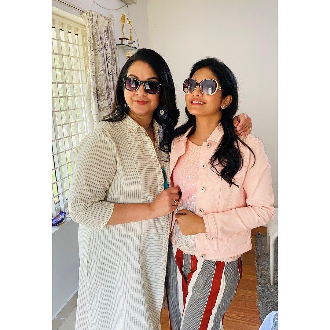 shanthi krishna makeover