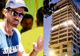 Hrithik Roshan buys 2 luxurious apartments worth Rs 97.5 Crore
