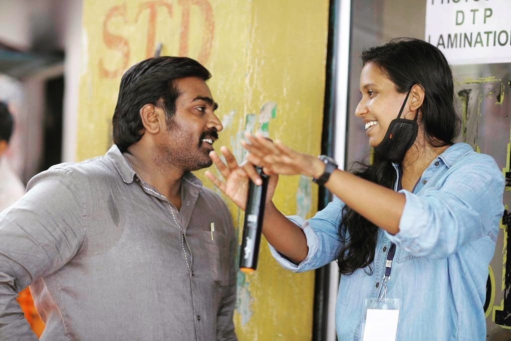 vijay sethupathi Nithya menon