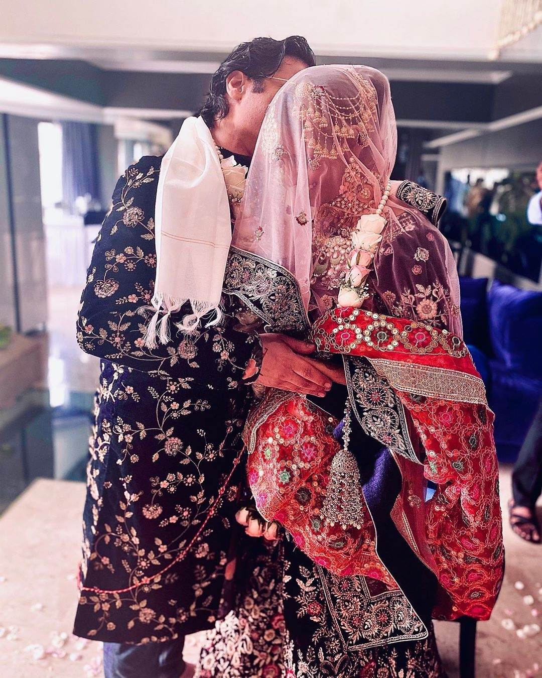 poonam Pandey wedding with sam