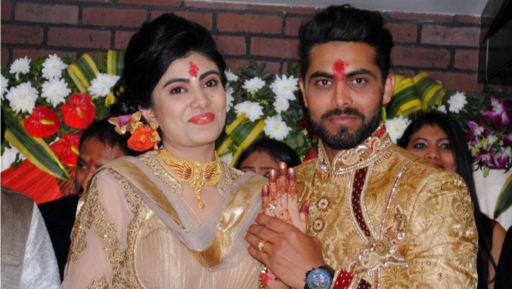 ravindra jadega wife accused
